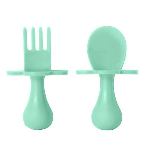 Grabease Self-Feeding Baby Cutlery Set