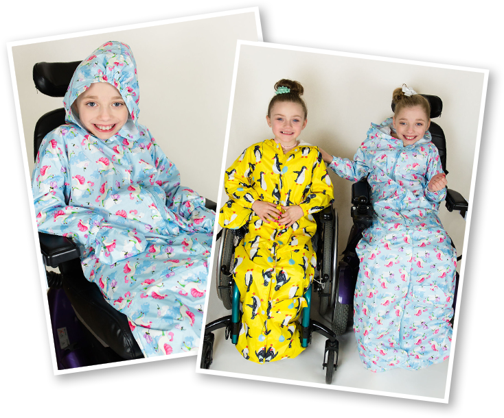 Wheelchair Bodycoats | X-Ability | Coats For Disabled Kids